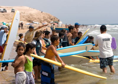 Imouran surf club lessons at devils rock