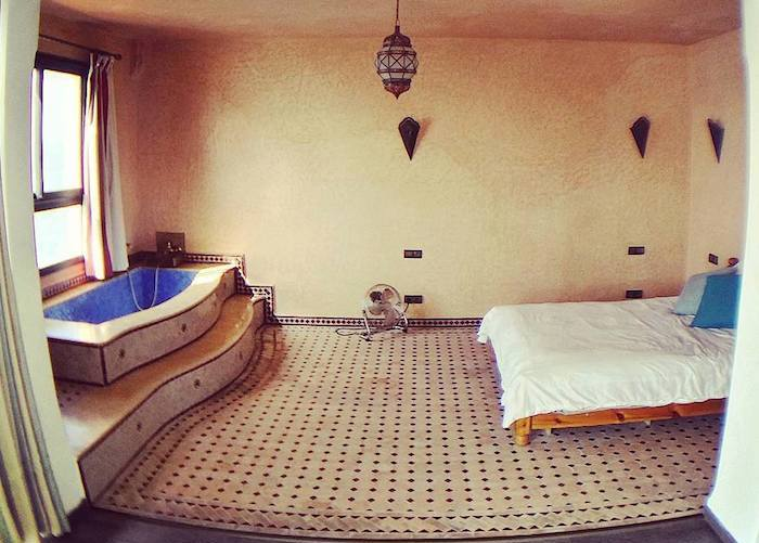 taghazout luxury apartment rentals by the sea for surfing holidays