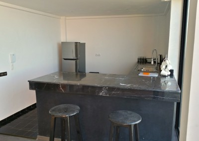 bouad_penthouse_kitchen_luxury_taghazout_apartment_stay
