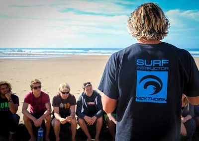 surf instructor course lifeguarding