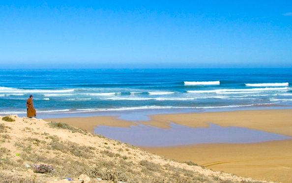 tamri surf spot morocco and taghazout
