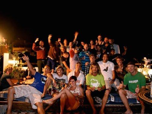 university surf club trip to morocco surf holiday