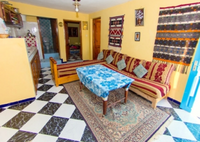abdullah's hideout apartment