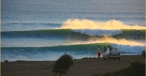 Boilers surf spot taghazout