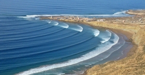 Immesouane morocco surf spot