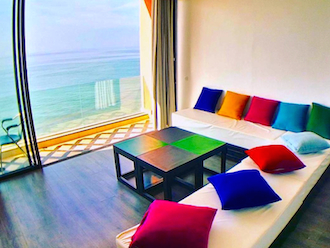 taghazout apartment rental for surf holiday in morocco