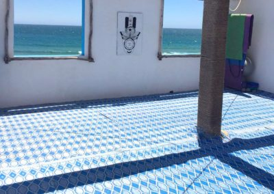 yoga at surf berbere taghazout morocco