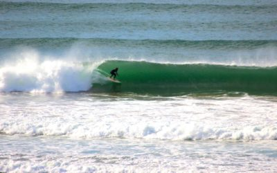 Grand Finale To 12 Weeks Of Surfing In Morocco