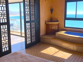 bouad penthouse luxury taghazoute apartment