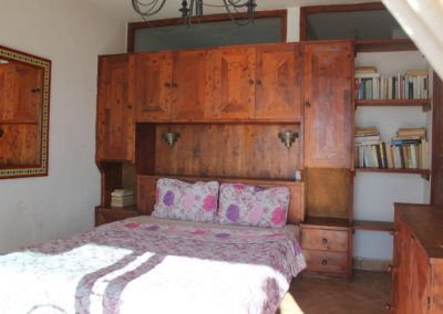 panroamas double bedroom taghazout apartment-min