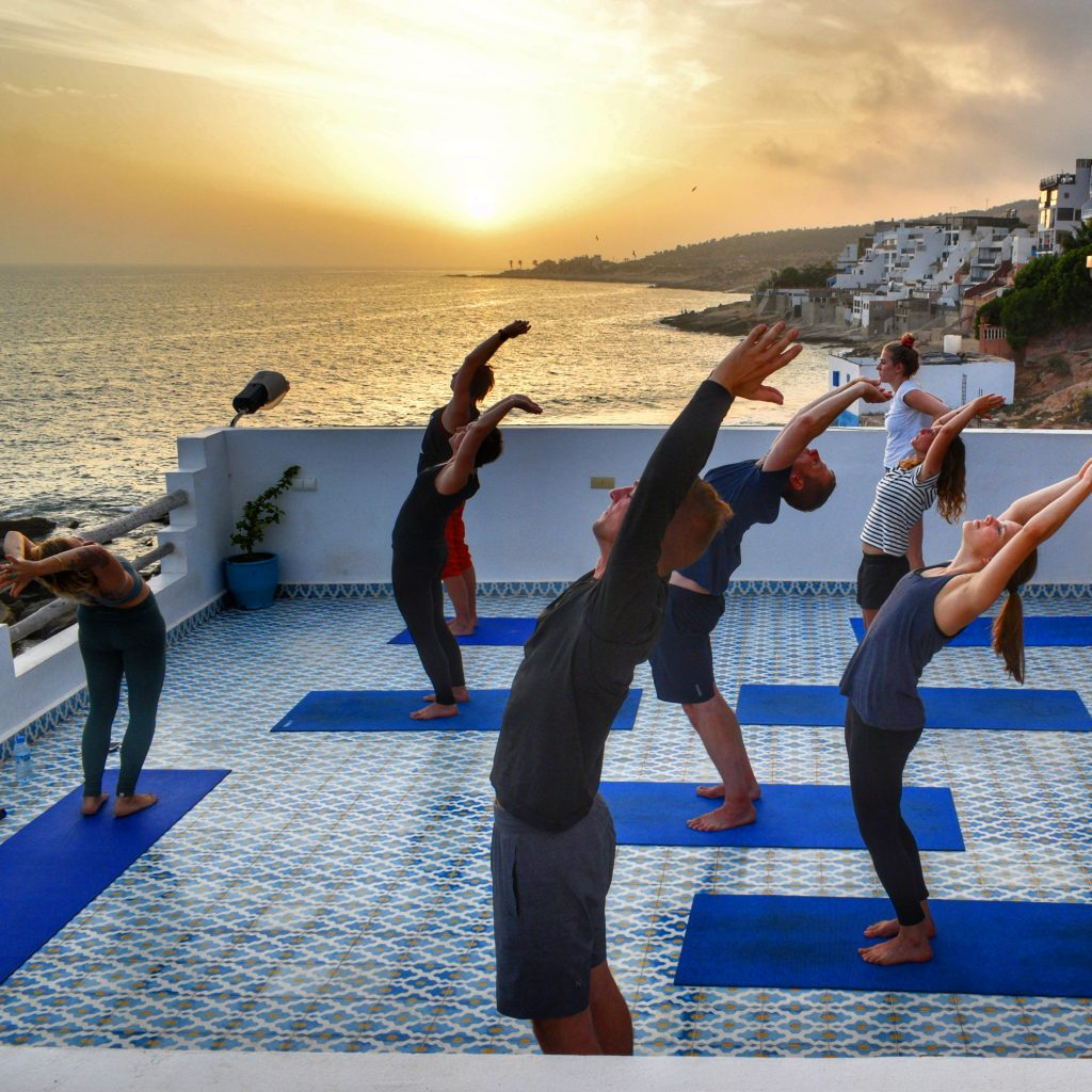 surf & yoga in morocco with surf berbere